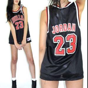 Michael Jordan vintage Chicago bulls 23 jersey